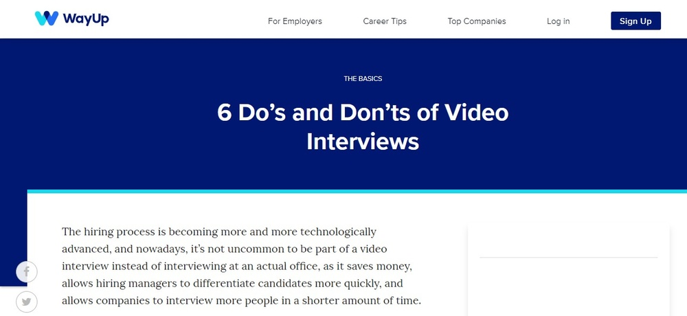 6 Do's and Don'ts of Video Interviews   Career Advice   Interview Tips   WayUp Guide.jpg
